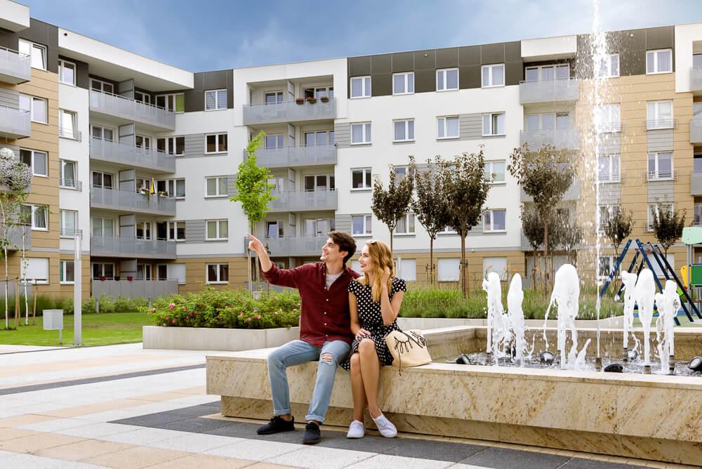 nowe mieszkania na Krzykach